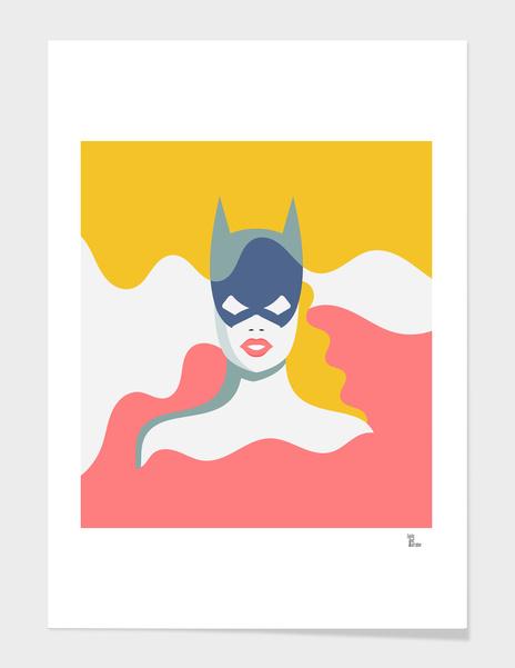 BatGirl main illustration