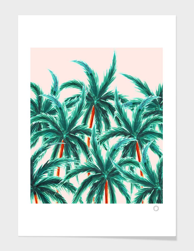 Coconut Trees main illustration