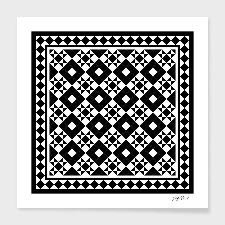 Victorian Tiles #1 main illustration