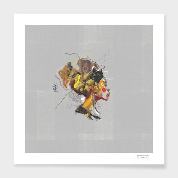 Erykah - Soul Sista main illustration