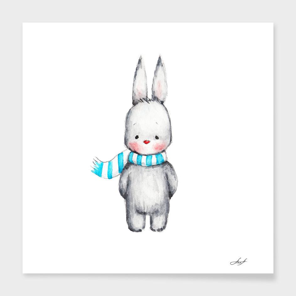 Bunny main illustration