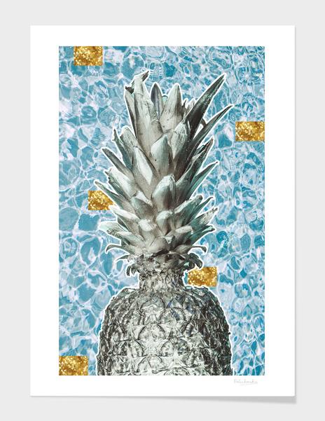 Silver Pineapple main illustration