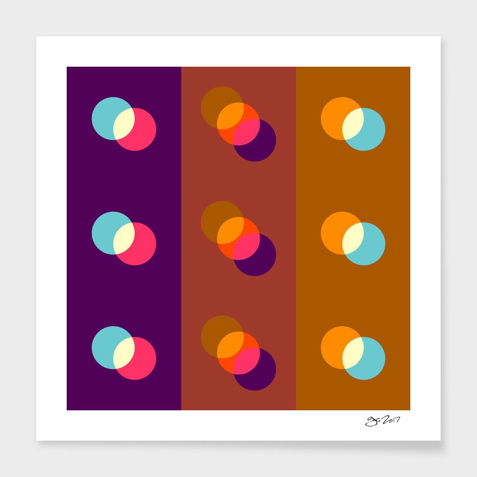 Overlapping Circles main illustration
