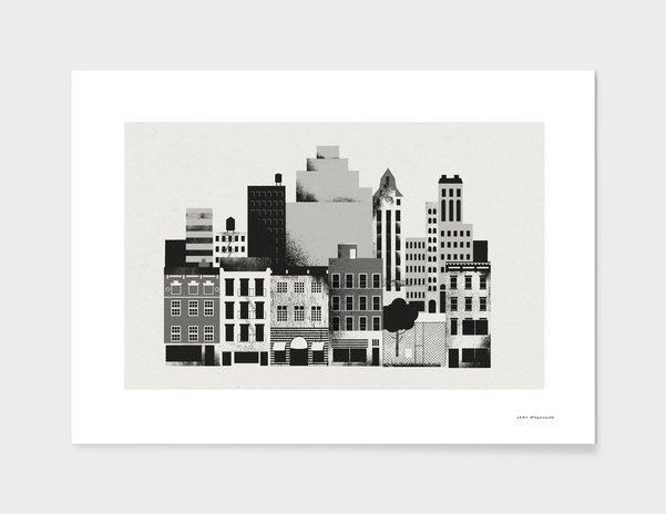 8 Avenue main illustration
