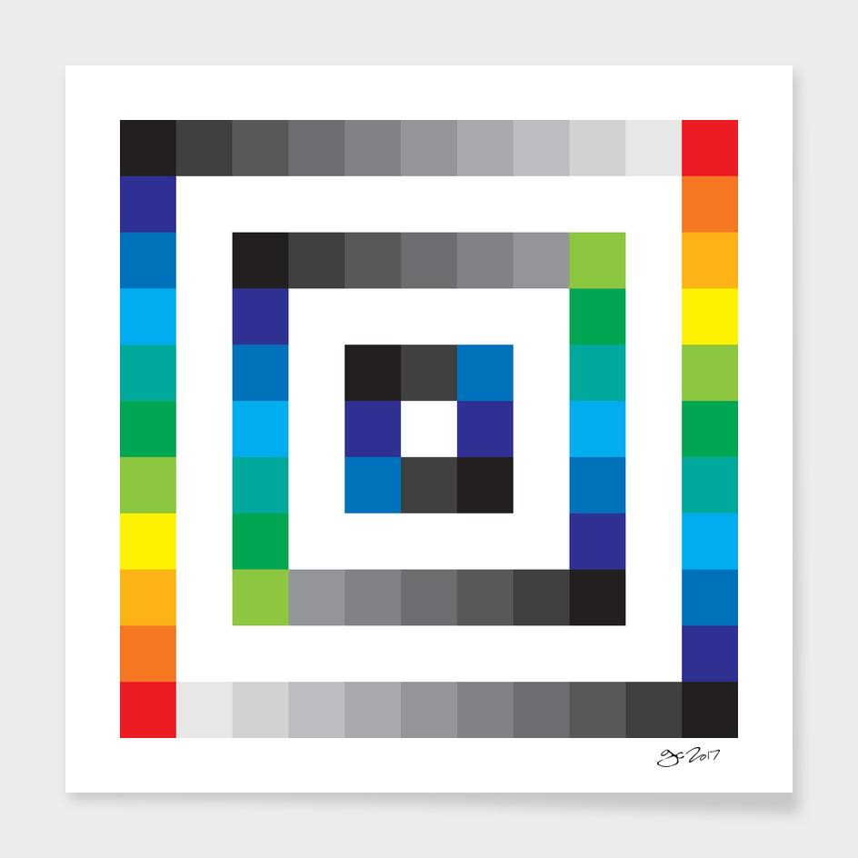 Spectrum Squares main illustration