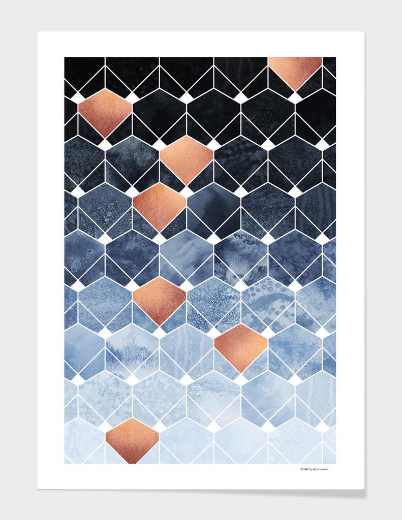 Copper Diamonds main illustration
