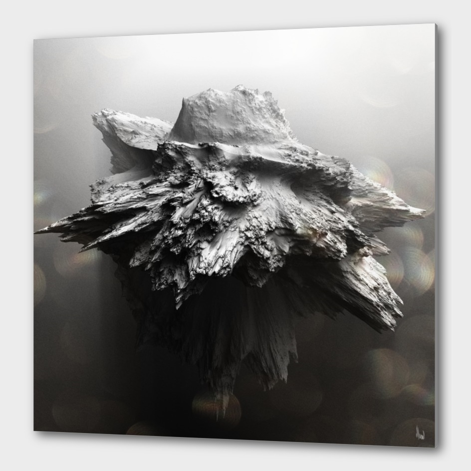 Crystallized Asteroids - 02