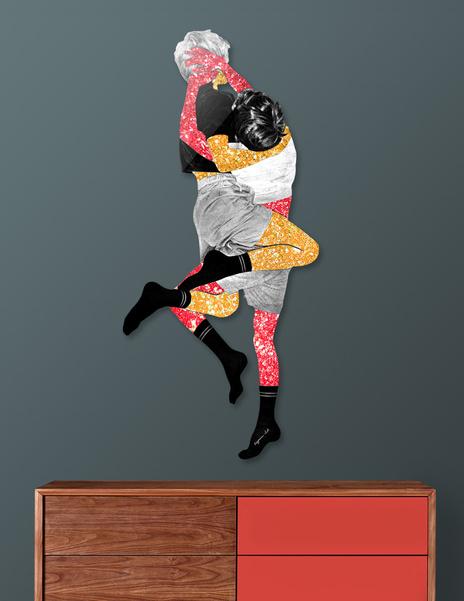 Glitter Fight main illustration