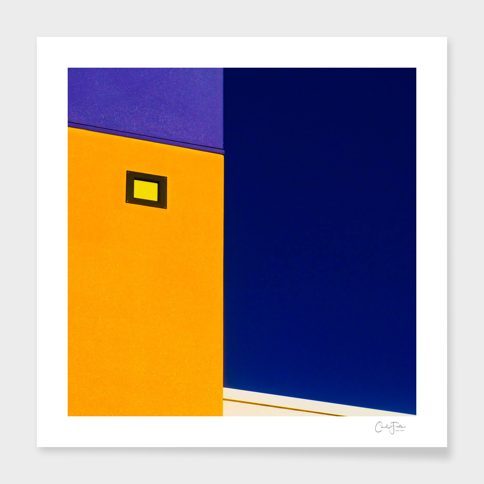 Small Yellow Rectangle