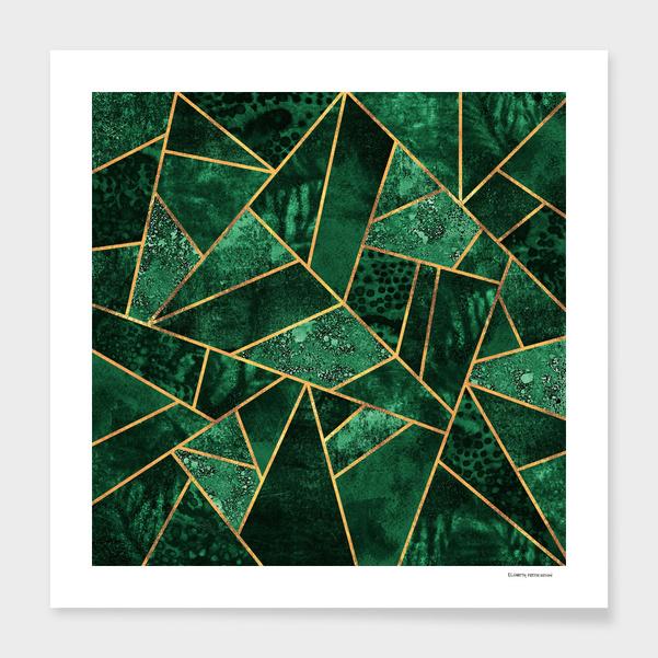 Deep Emerald main illustration