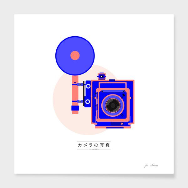 Camera main illustration