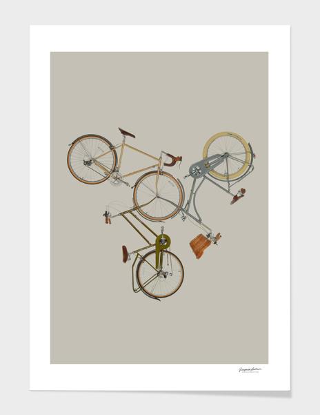 bicycles main illustration