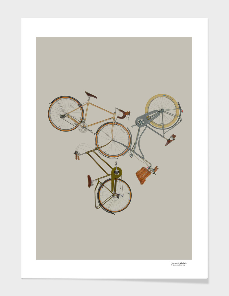 bicycles main illustration