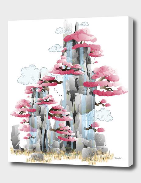 Sacred Mountain main illustration