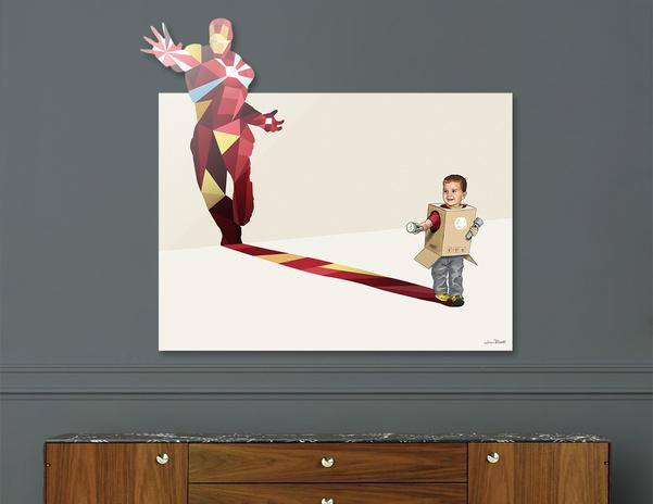 Tony Junior main illustration