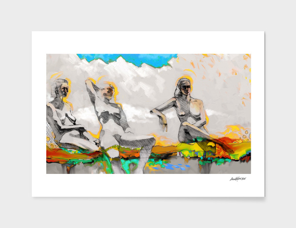 Three Angels main illustration