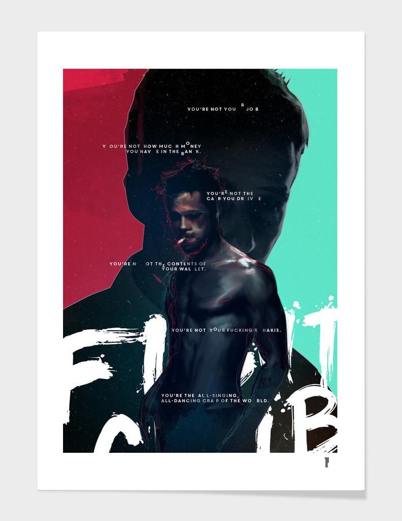 Fight Club main illustration