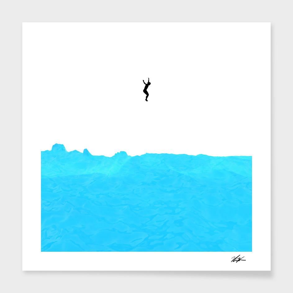 Dive main illustration