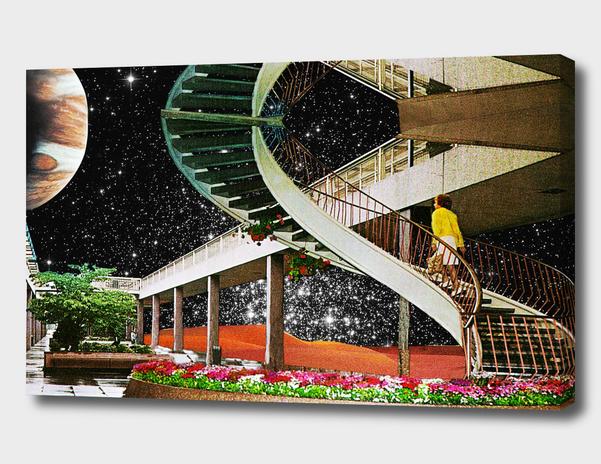 Stairway to Heavens main illustration