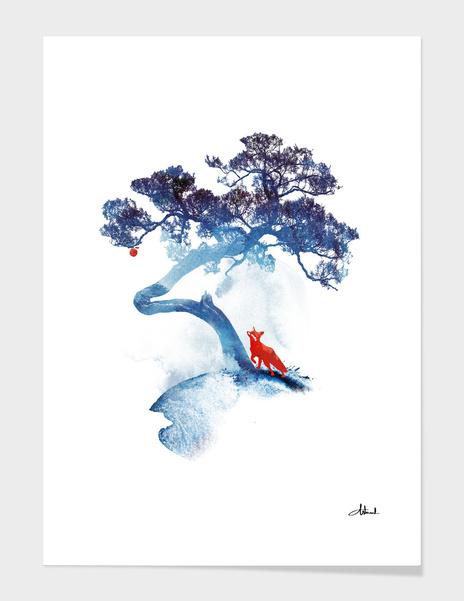 The last apple tree main illustration
