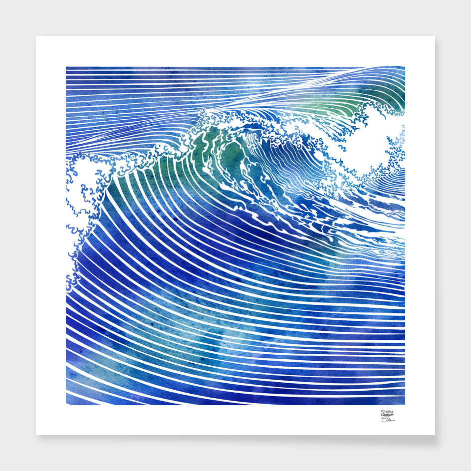ATLANTIC WAVES main illustration