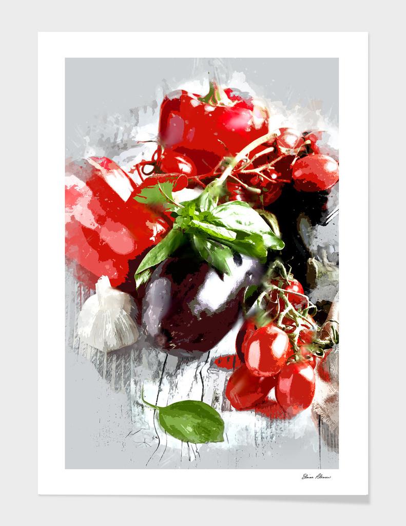 Italian Cooking main illustration