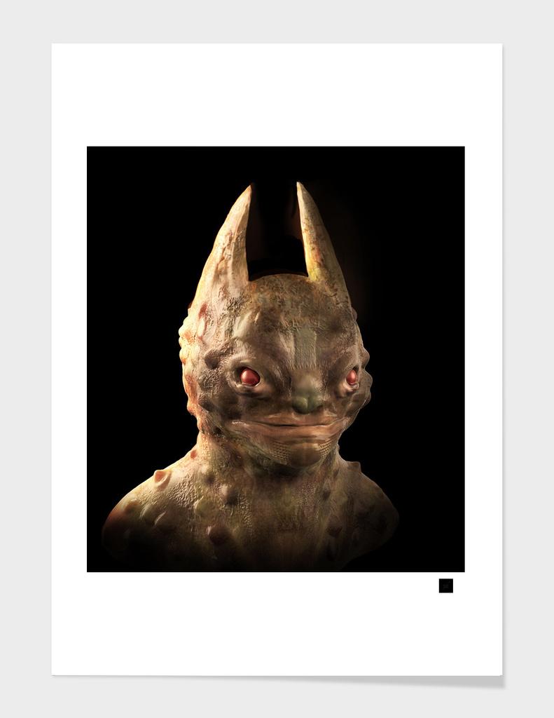 Bat Mutant
