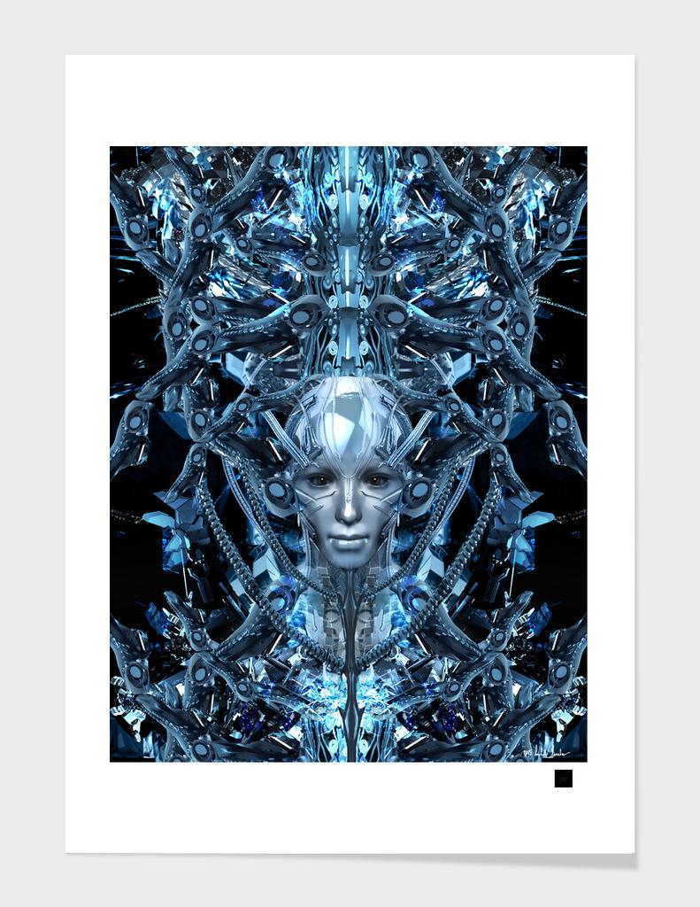 Metal Maiden main illustration