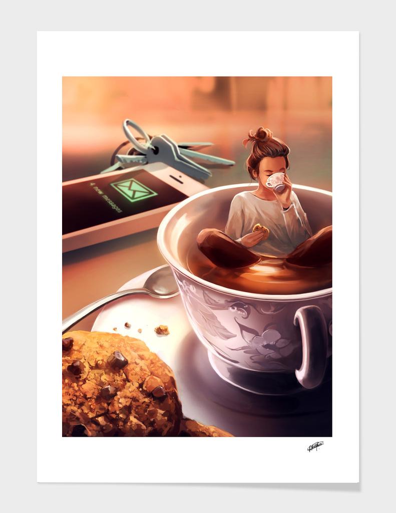 Tea Time main illustration