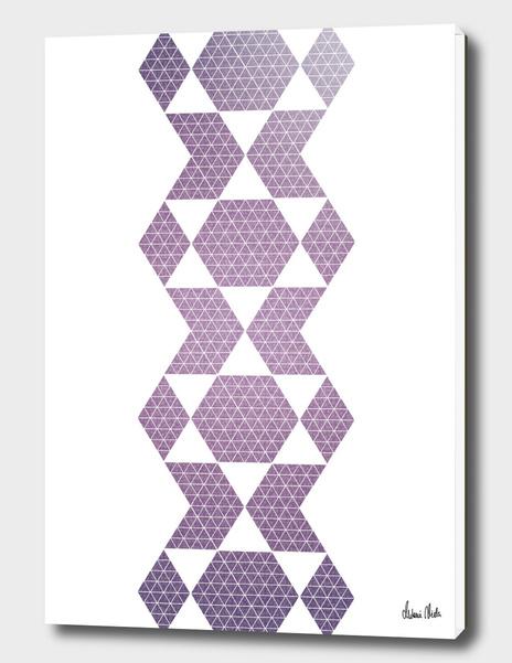 Abstract Geometric | retro style no. 1 main illustration