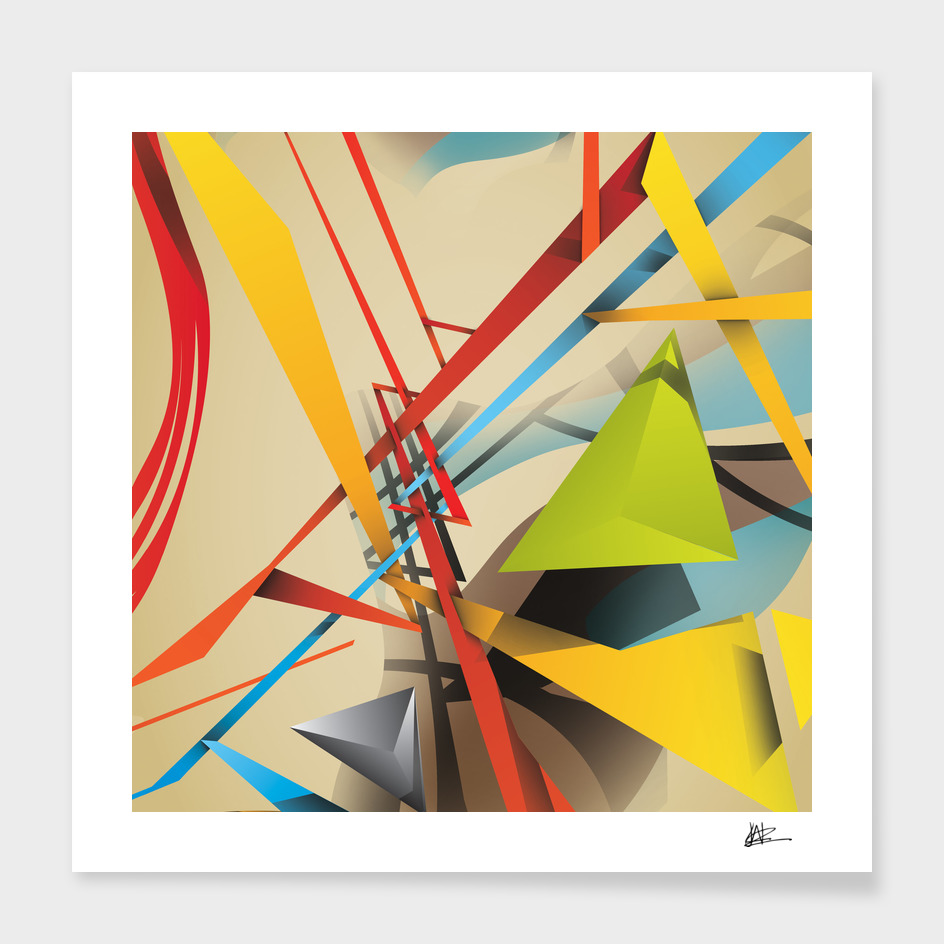Abstractionist – Sanity is Madness