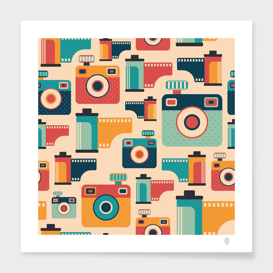 Retro Cameras and Films