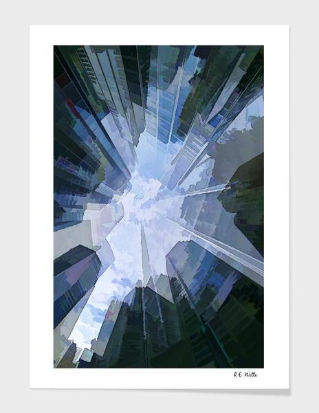 Glass Ceiling Shattered main illustration