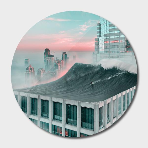 Surf City 01 main illustration