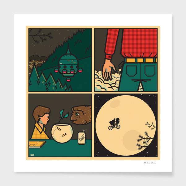 E.T. main illustration