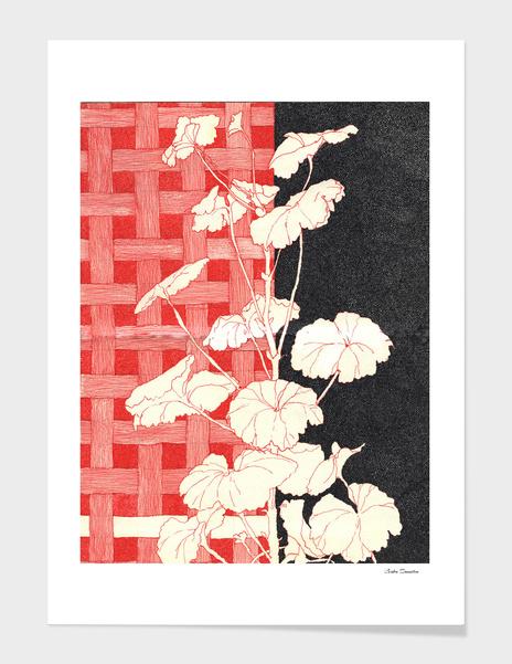 A feeling of flower main illustration