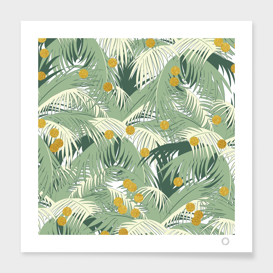 Palm Gold main illustration