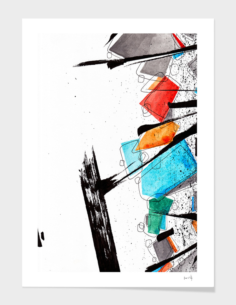 Abstract#04 main illustration