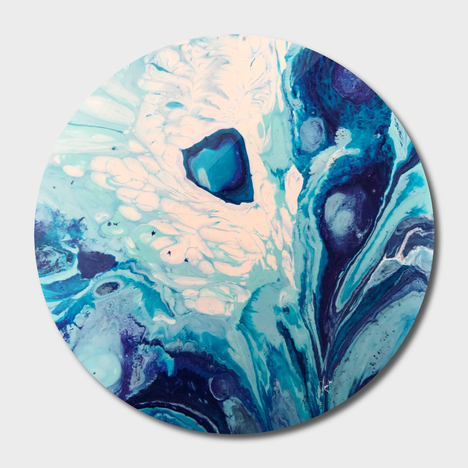 Blue Diamond main illustration