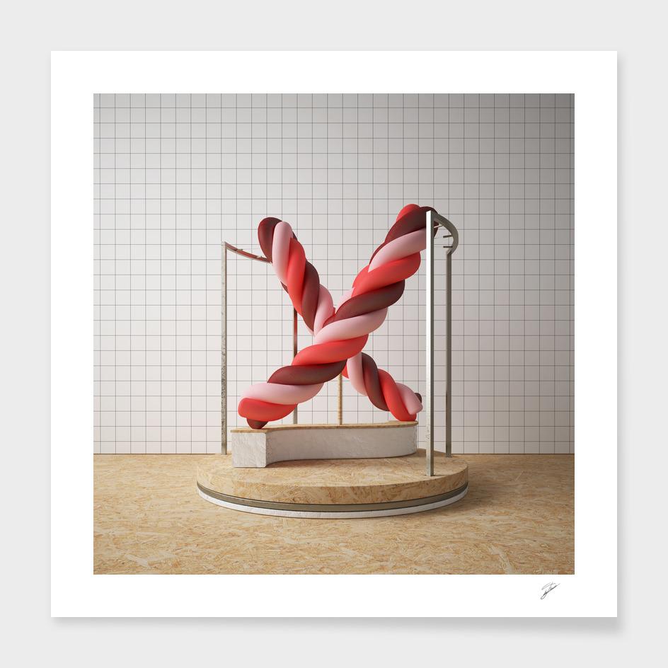 x main illustration