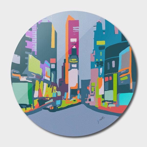 Times Square, New York City main illustration