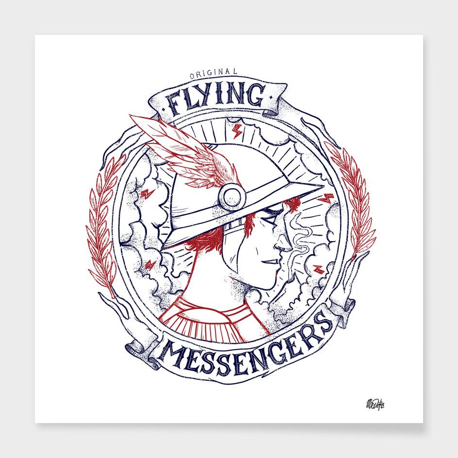 ORIGINAL_FLYING_MESSENGERS_HERMES main illustration