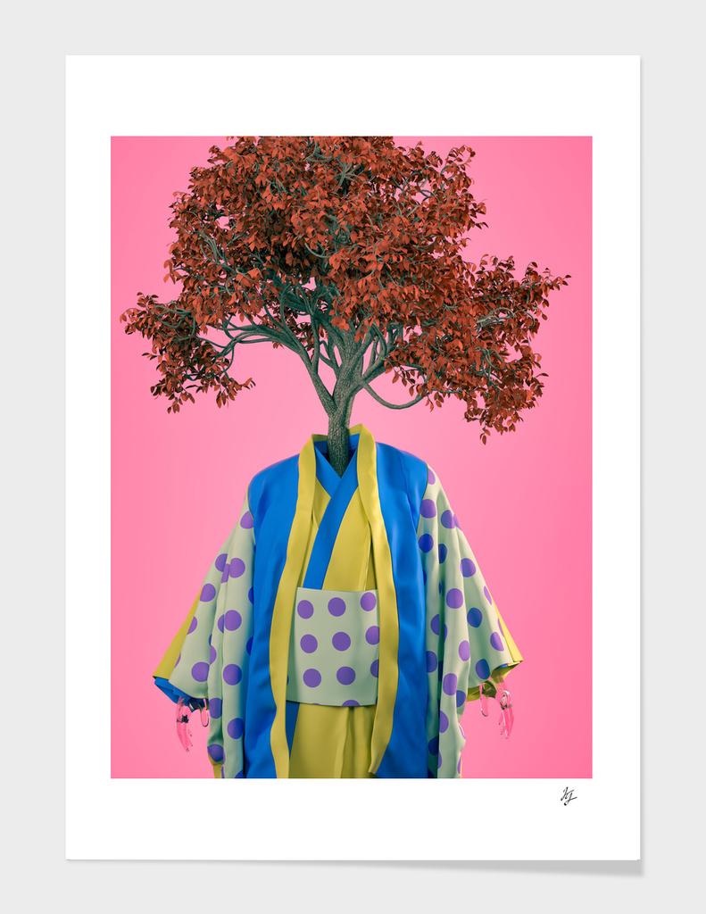 Tree Head main illustration