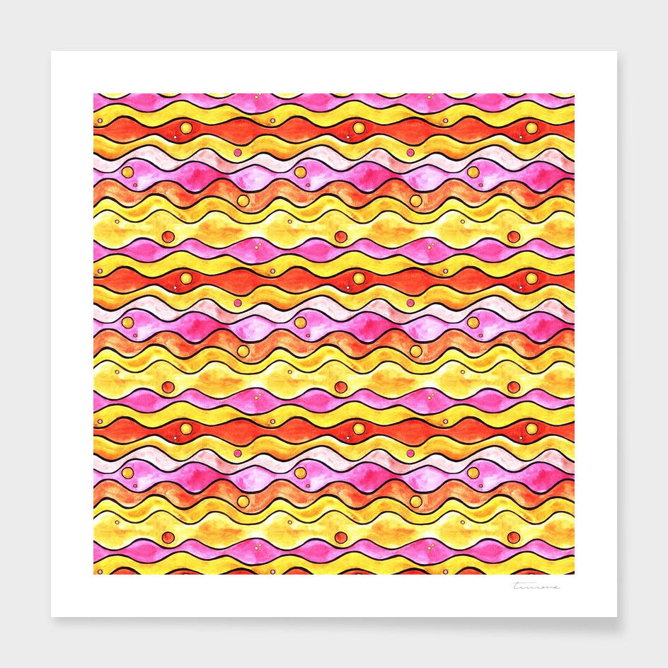 Happy Ocean Pattern