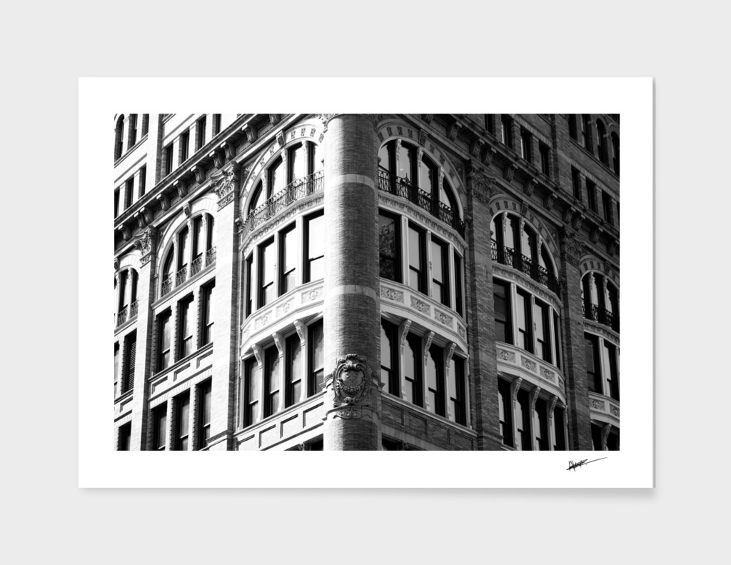 Windows of NYC 12 main illustration