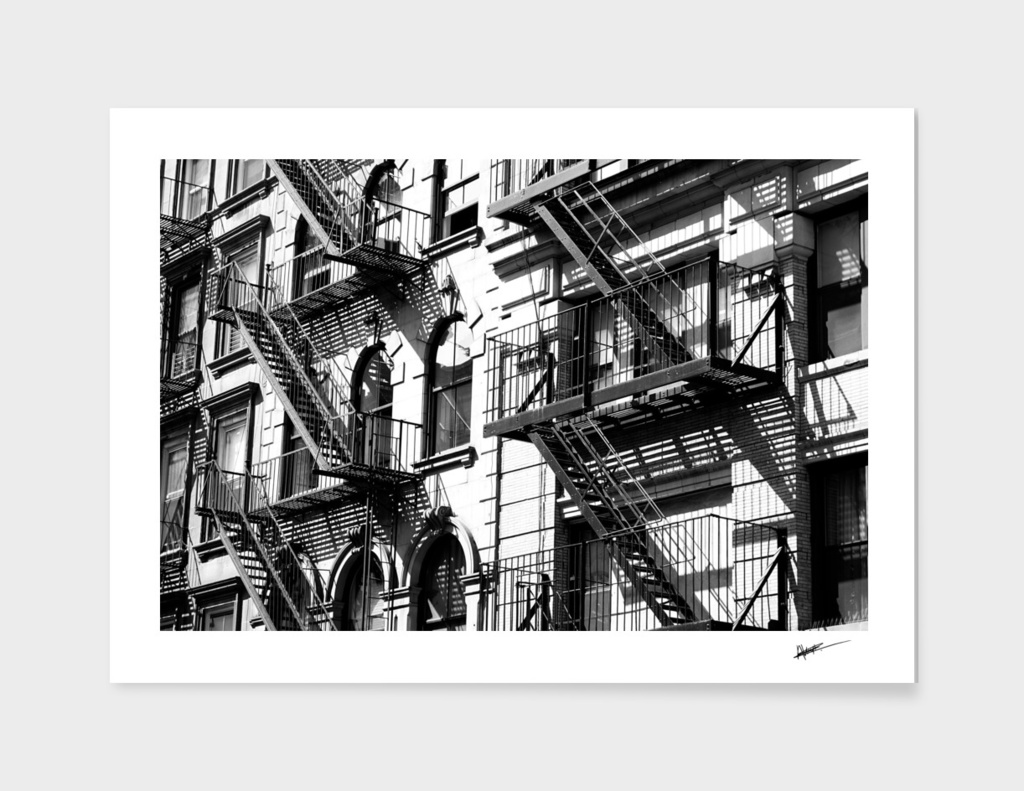 Windows of NYC 19 main illustration