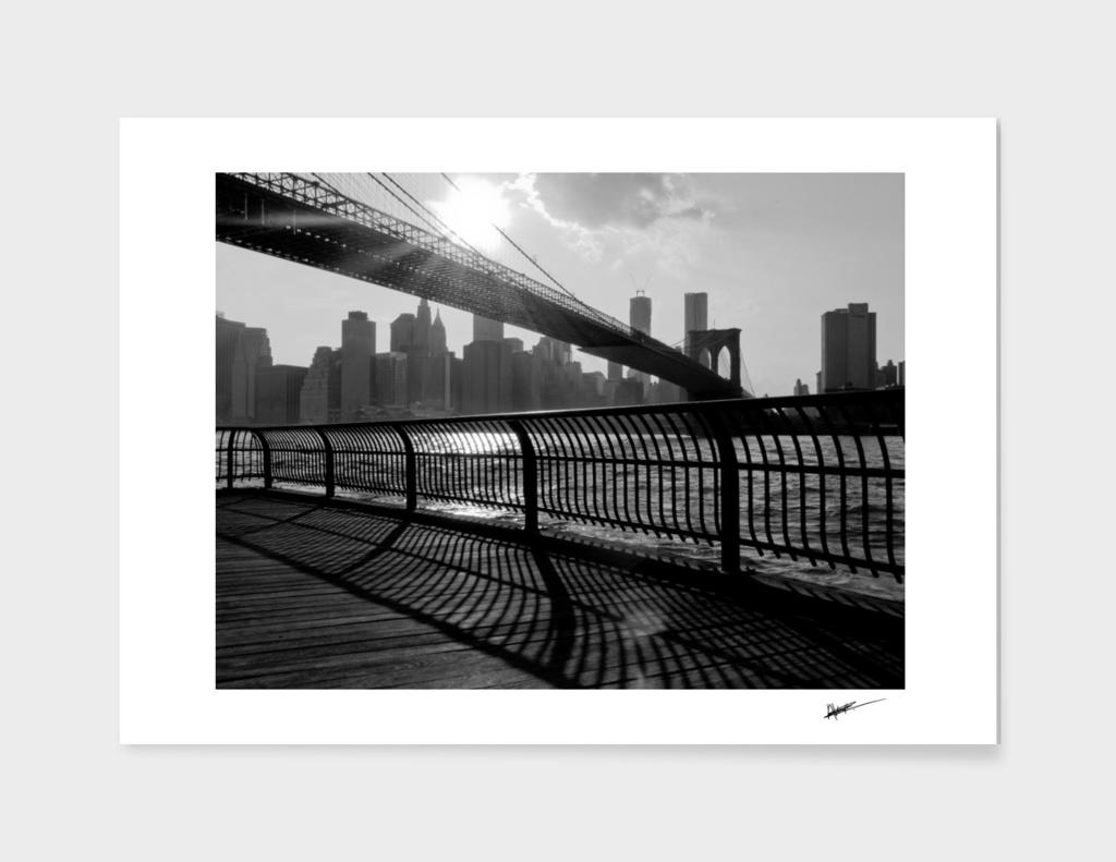 Shadows on Brooklyn main illustration
