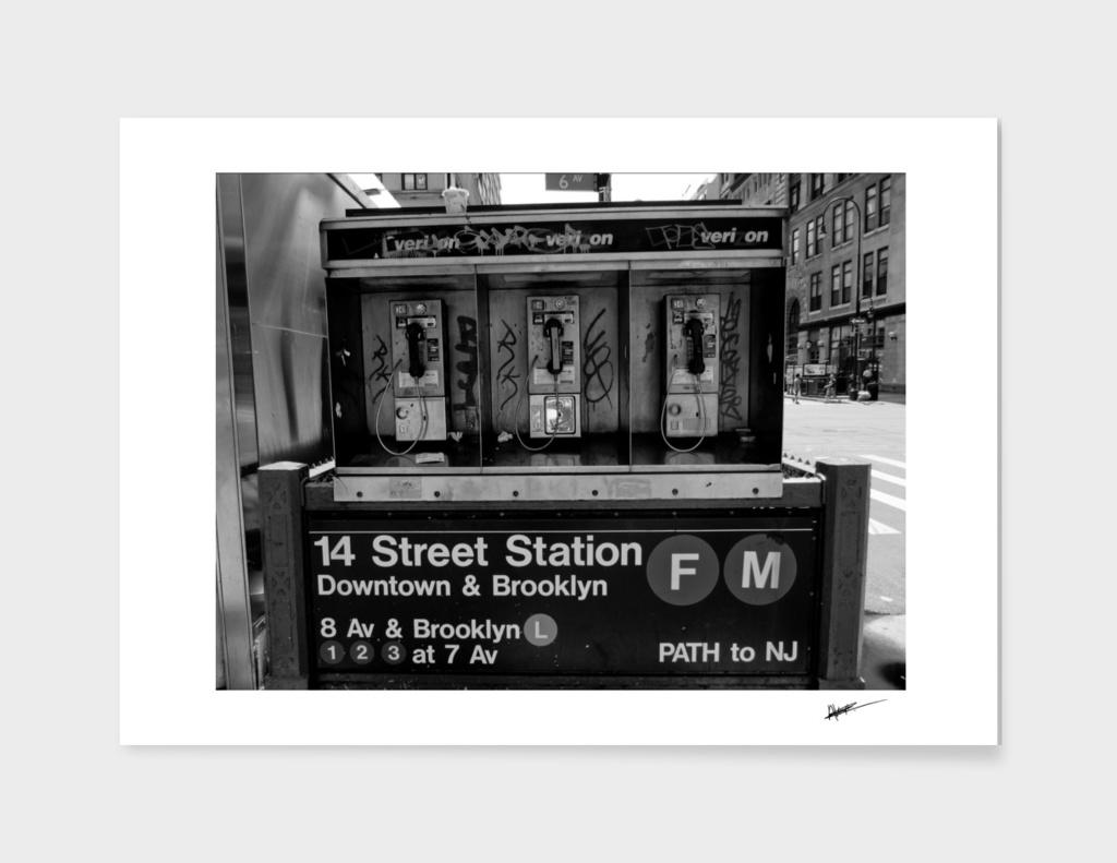 14 Street Station