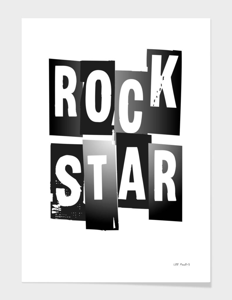 ROCK STAR #1 main illustration