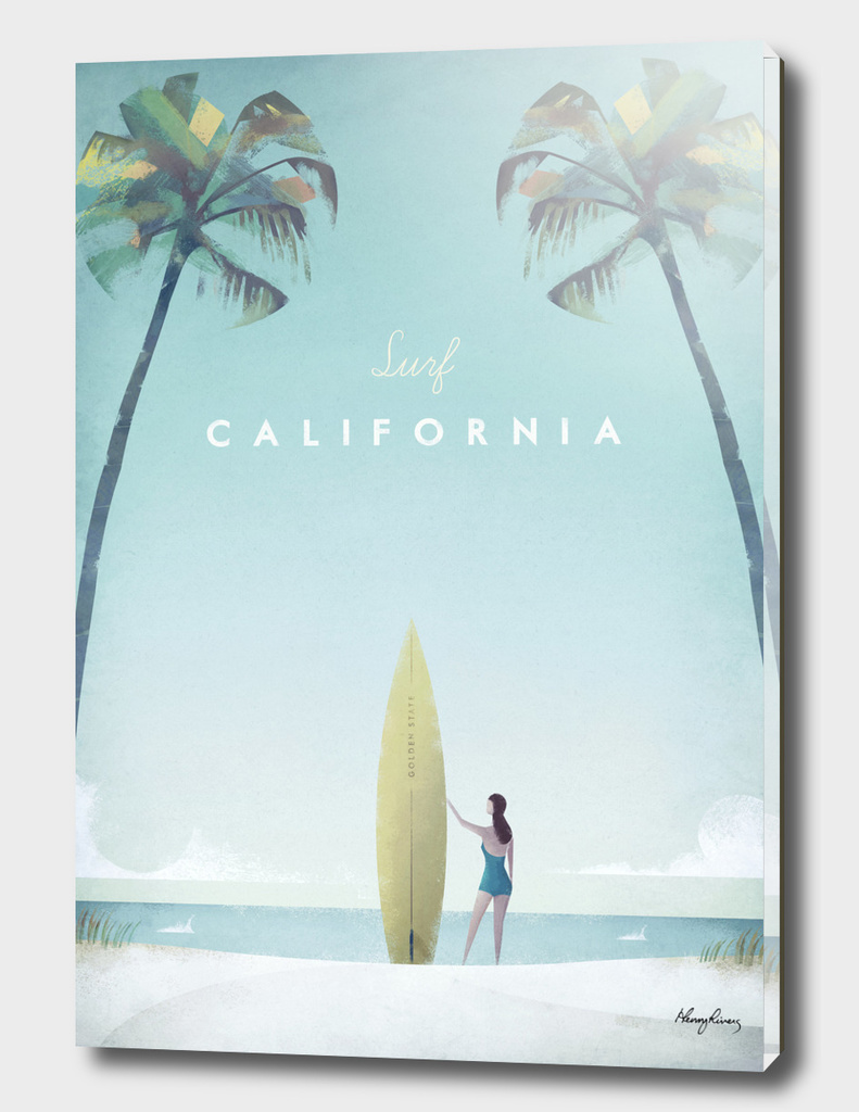 California main illustration